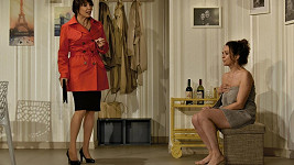 Tereza Kostková a Nela Boudová v komedii Můj nejlepší kamarád