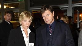 Jan Hrušínský s manželkou Miluší Šplechtovou dělají vše proto, aby dluhy chod divadla příliš neovlivnily.