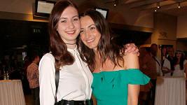 Lucie Gelemová a její sestra