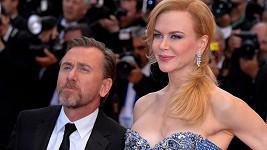 Nicole Kidman s Timem Rothem na premiéře jejich nového filmu v Cannes.