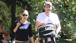 Mila Kunis chce dceru vychovat k ekologickému způsobu života.