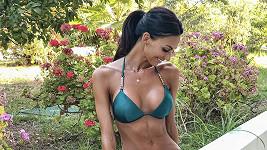 Eliška Bučková je naštvaná, že je stále podezírána z anorexie.