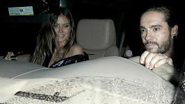 Heidi Klum a Tom Kaulitz dali společným odchodem z večírku prostor spekulacím.