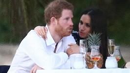 Princ Harry s přítelkyní Meghan na Jamajce