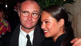 Phil Collins a Orianne Cevey jsou opět spolu...