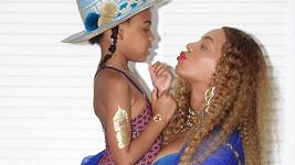 Beyoncé s prvorozenou dcerou Blue Ivy