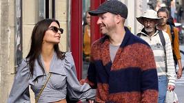 Emily Ratajkowski s přítelem Jeffem