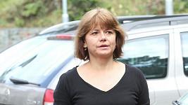 Ivana Andrlová bez make-upu