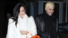 Demi Lovato se prý rozešla s Henrym Levym.