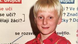 Lukáš Pavlásek pobavil fotkou ze základy své fanoušky.