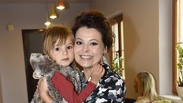Betka Stanková s dcerou Alžbětkou