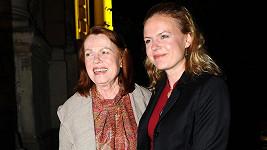 Iva Janžurová s dcerou Sabinou Remundovou