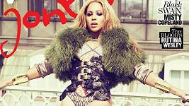 Beyoncé na obálce magazínu Jones.