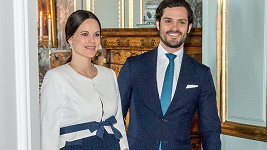Sofia a Carl Philip mají syna.