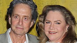 Michael Douglas a Kathleen Turner