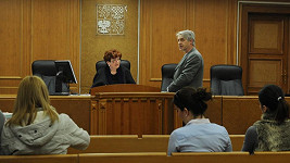 Josef Rychtář si u soudu udělal ohromnou ostudu.