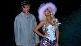 Kim Kardashian jako Pamela Anderson