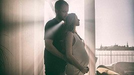 Libor Bouček a jeho žena čekají první dítě.