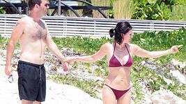 Courtneney Cox se nyní nachází se snoubencem v Cancúnu.