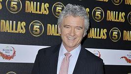 Patrick Duffy alias Bobby Ewing v nové řadě seriálu Dallas.