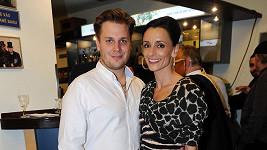 Tomáš Savka a Zuzana Pokorná se dnes vzali.
