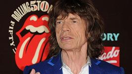 Mick Jagger je pradědečkem.