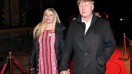 Michal Dlouhý s manželkou Zuzanou