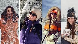 Jana Doleželová, Nikol Švantnerová, Eva Decastelo, Andrea Bezděková