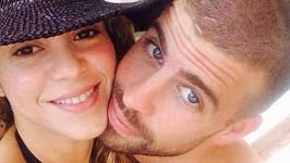 Shakira a Gerard Pique
