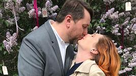 Tomáš Hauptvogel a jeho žena Monika budou dvojnásobnými rodiči.