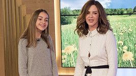 Trinny Woodall s dcerou Lylou