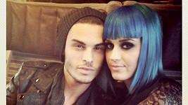 Noví milenci Katy Perry a Baptiste Giabiconi.