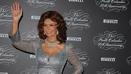 Stále božská Sophia Loren.