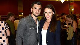 Iveta Benešová s přítelem Michaelem