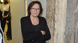 Marta Kubišová omezila sociální kontakt.