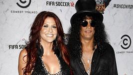 Slash a Perla jsou rozvedeni.