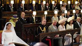 K čemu byla vedle Williama prázdná židle?