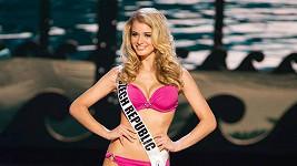 Na Miss Universe postoupila Gábina to první patnáctky.