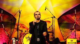 Ringo v pražském Kongresovém centru.