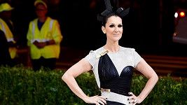 Céline Dion. Více jejích žhavých fotek ve fotogalerii!