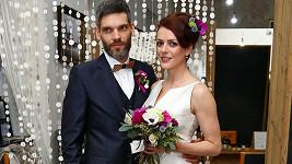 Andrea Kerestešová a Mikoláš Růžička