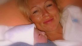 Tereza Slouková je šťastnou maminkou syna Kristiana.