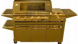 Gril pro opravdové boháče od firmy BeefEater Barbecues.