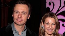 Kirsty Bertarelli s exmanželem Ernestem