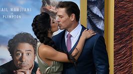 John Cena se oženil s kanadskou manažerkou Shay Shariatzadeh
