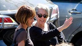 Halle Berry s maminkou Judith Hawkins