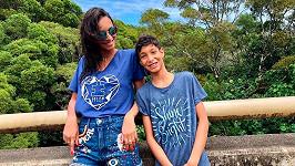 Lais Ribeiro se synem Alexandrem