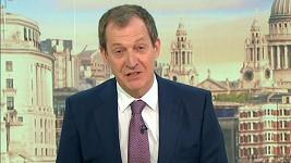 Alastair Campbell v pořadu stanice ITV Good Morning Britain
