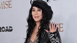 Cher na premiéře filmu The Promise v hollywoodském TCL Chinese Theatre