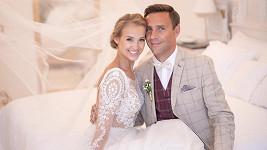 Roman Vojtek a Petra Vraspírová se v sobotu vzali.